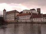 J. Hradec - hrad a zámek