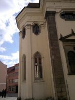 J. Hradec - Bývalá jezuitská kolej