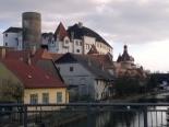 J. Hradec - Hrad a zámek (Černá věž)