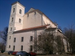 Nová Bystřice - klášter