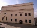 J. Hradec - muzeum Jindřichohradecka (Krýzovy jesličky)