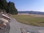 Nová Bystřice - golfové hřiště
