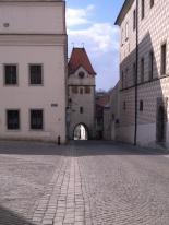 J .Hradec - Nežárecká brána